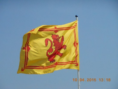 The Lion Rampant, Flag of The Kings